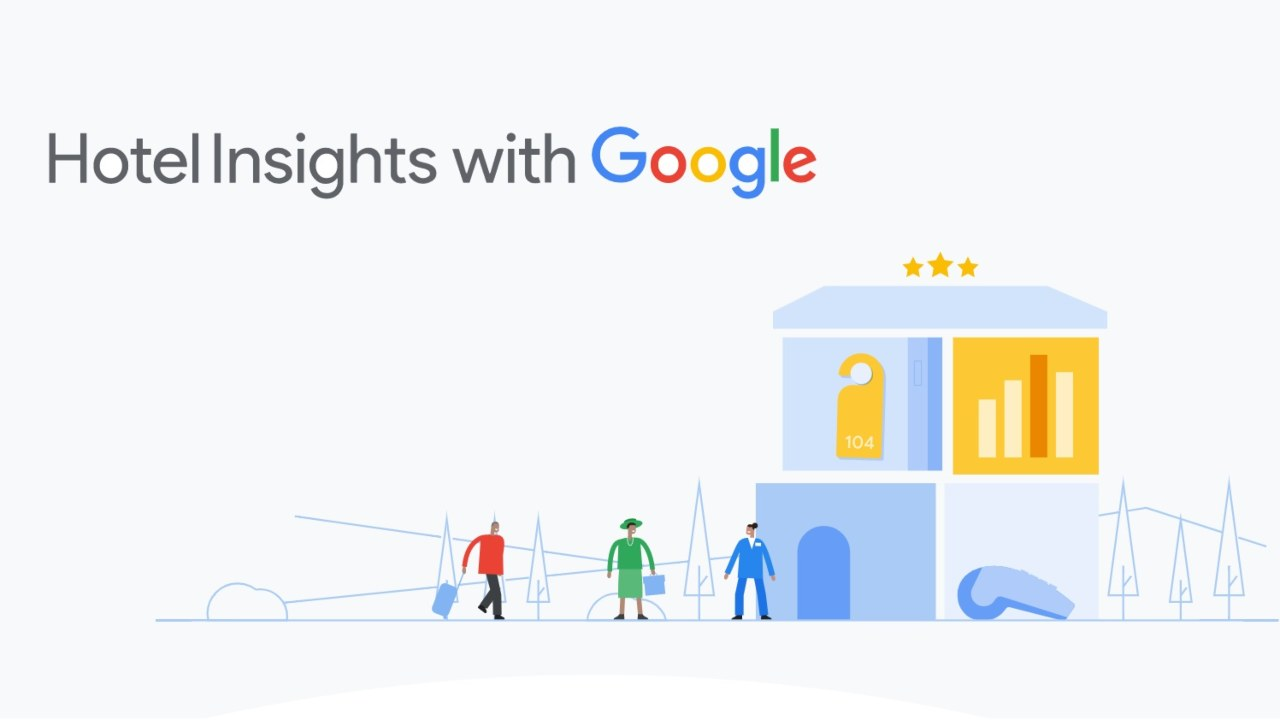 Home page Google Hotel Insights