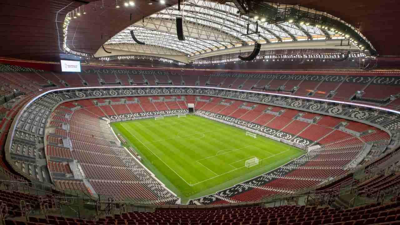 2022 Rai Amazon Al Bayt Stadium