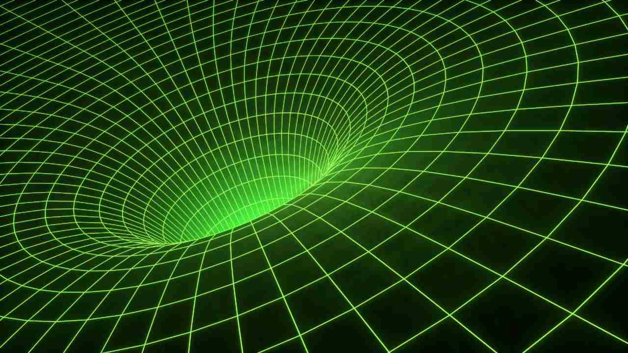 CYGNUS X-1 curvatura spaziotempo