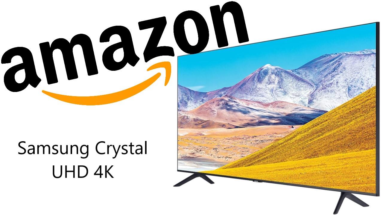 Smart TV Samsung Crystal