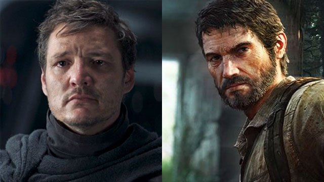 The Last of Us: Pedro Pascal