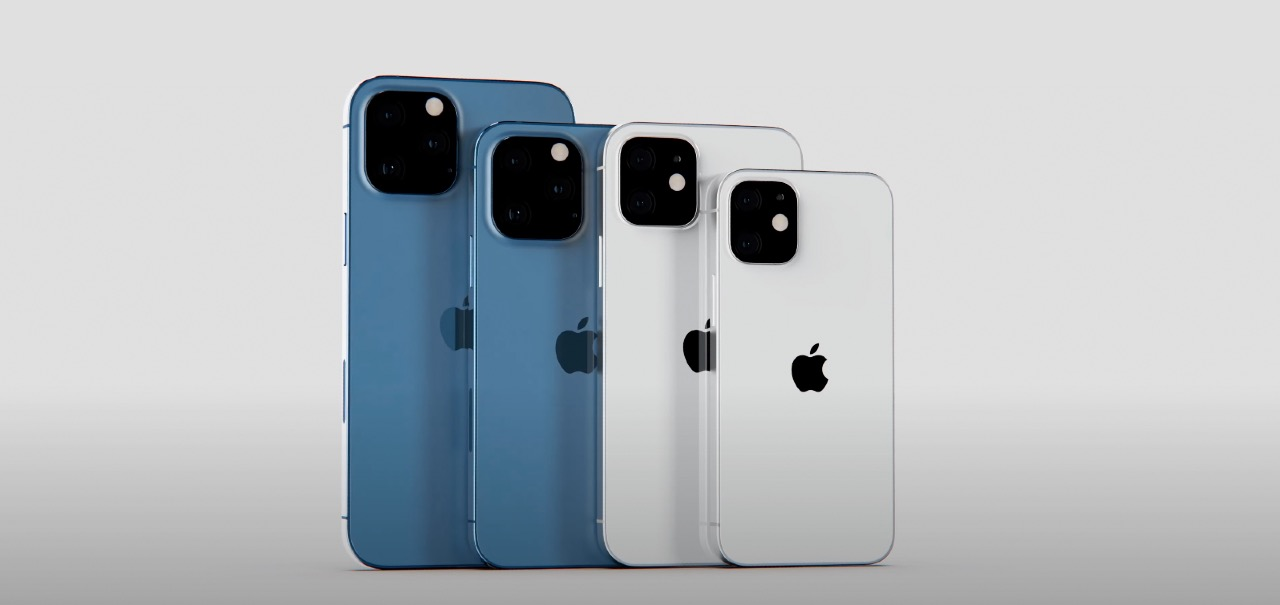 iPhone 13 con always-on display