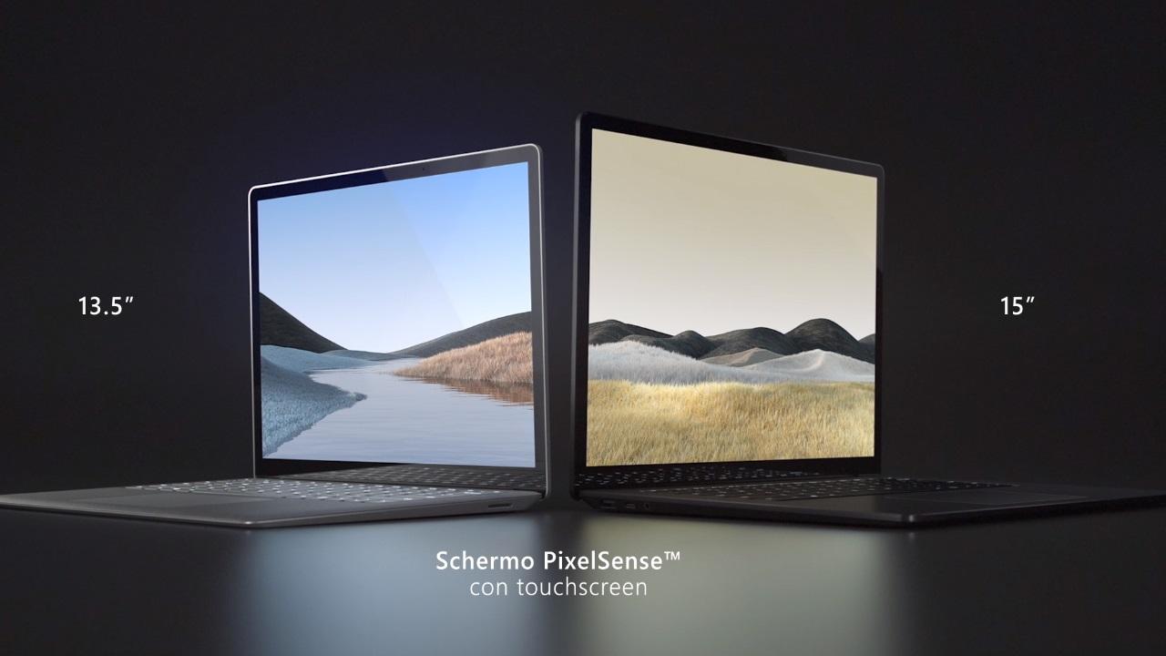 Display TouchScreen
