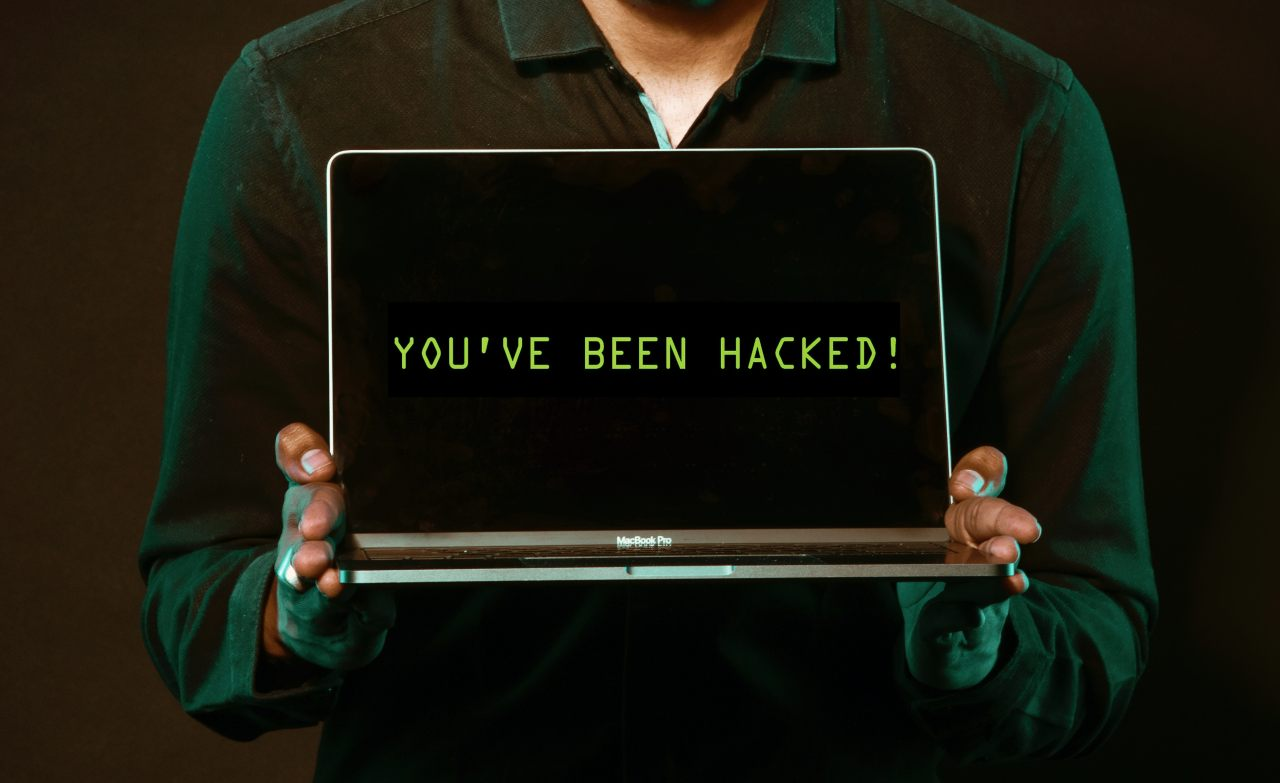 Cybercrime you've been hacked