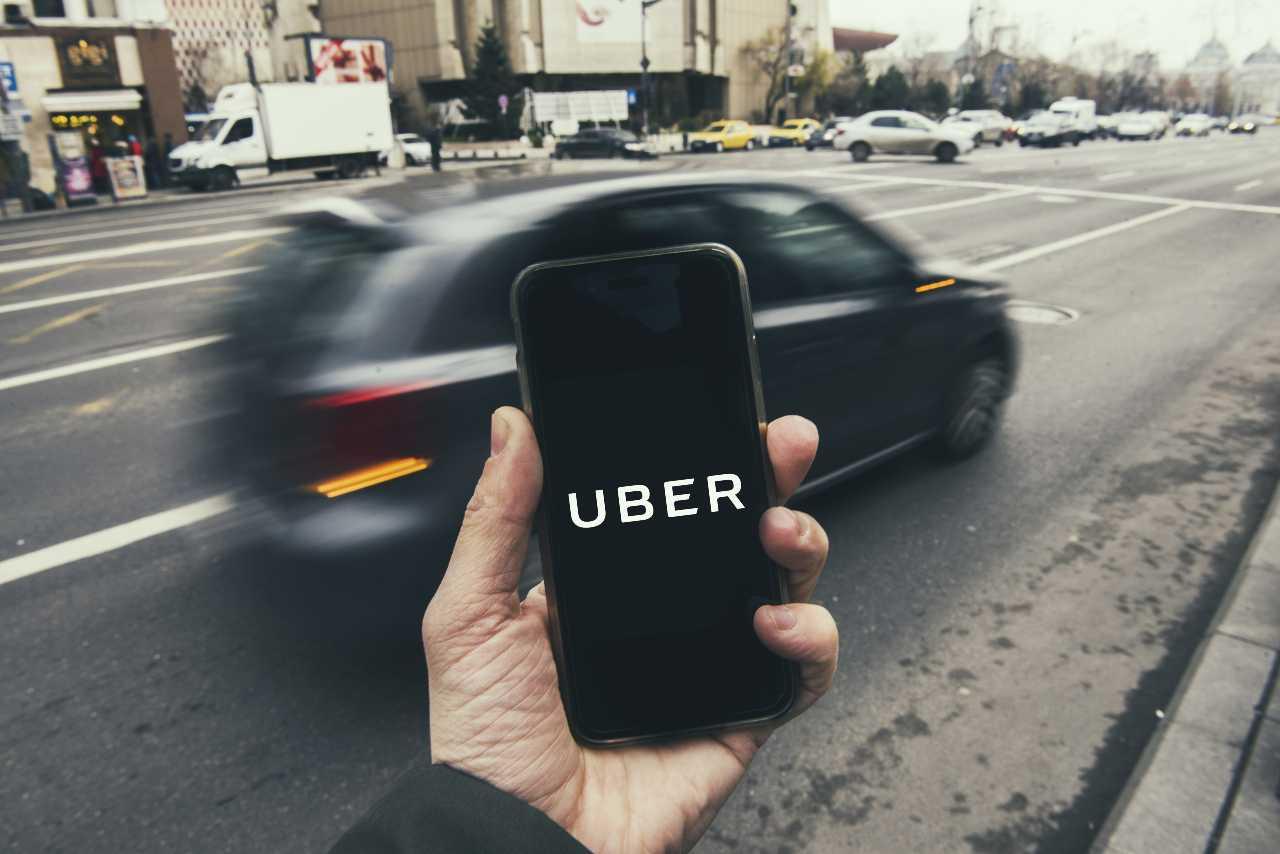 Uber (Adobe Stock)