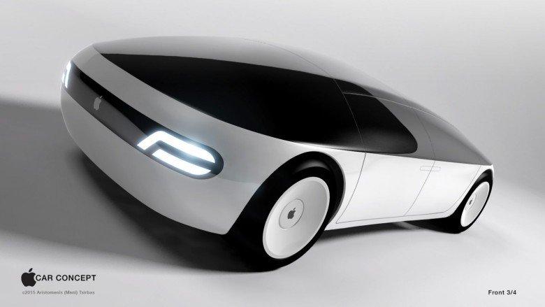 Hyundai Kia Apple Car