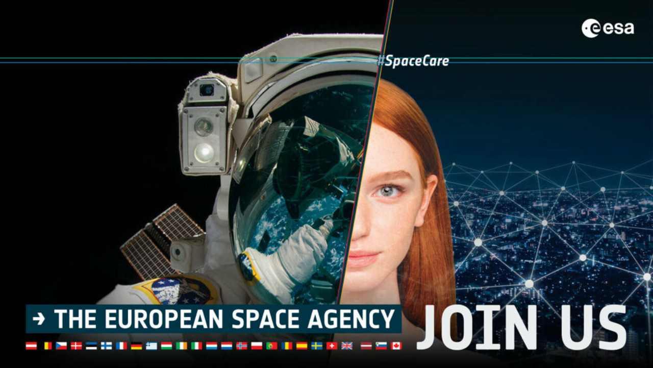 L'Esa cerca astronauti (Foto Esa.com)
