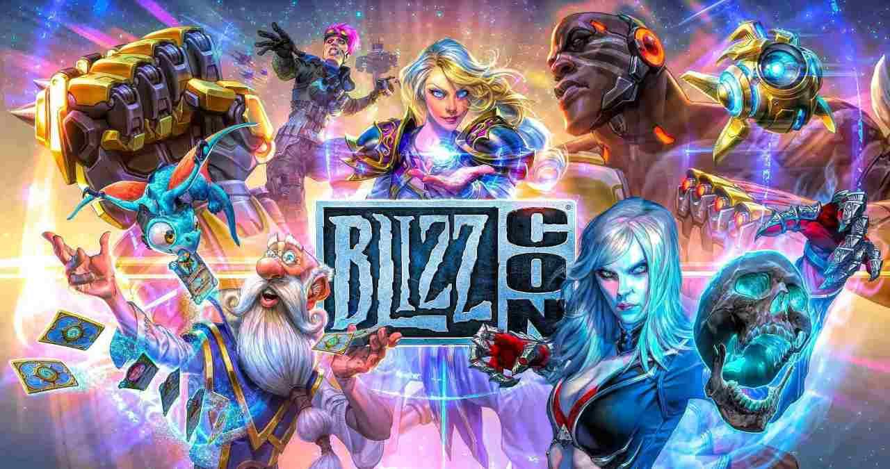 BlizzCon 2021 (Foto ufficiale)