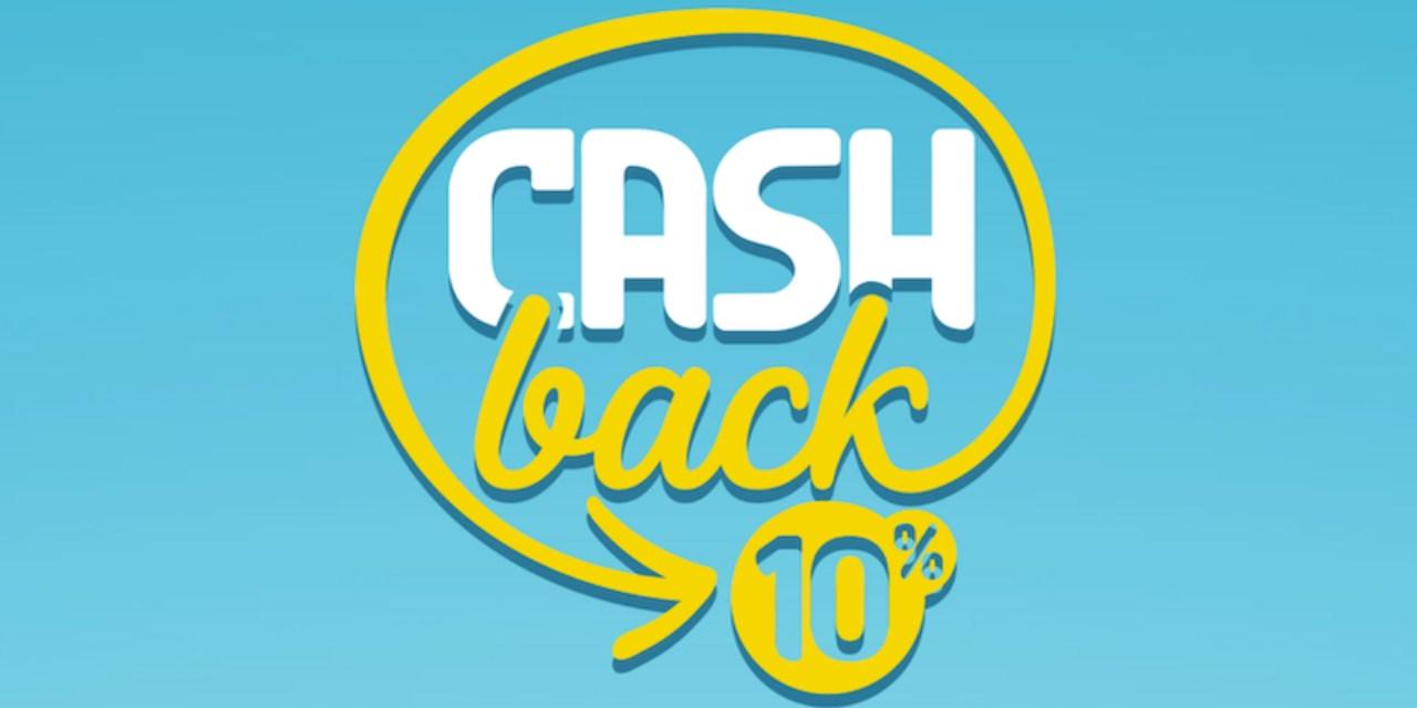 Cashback di stato (Foto ufficiale)