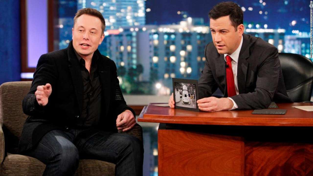 Elon Musk sfida il covid (Cnn)