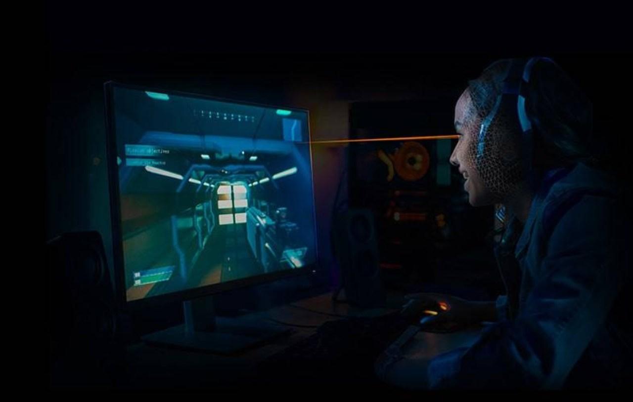 eyeware beam gaming
