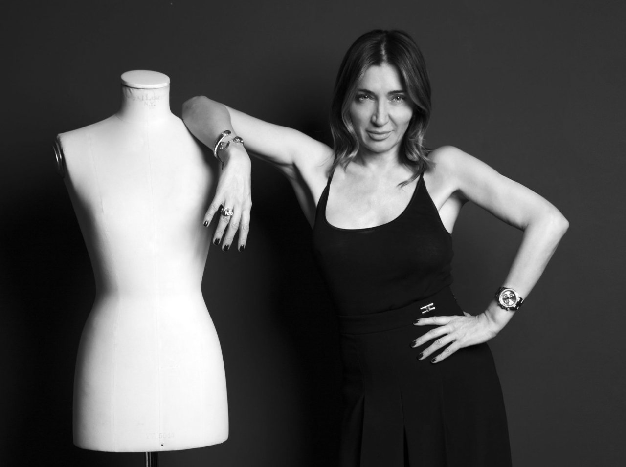 Elisabetta Franchi (Foto Forbes)