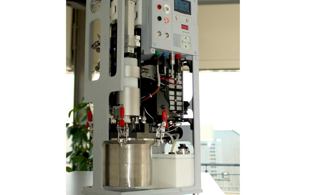 Generatore alimentato da Powerpaste