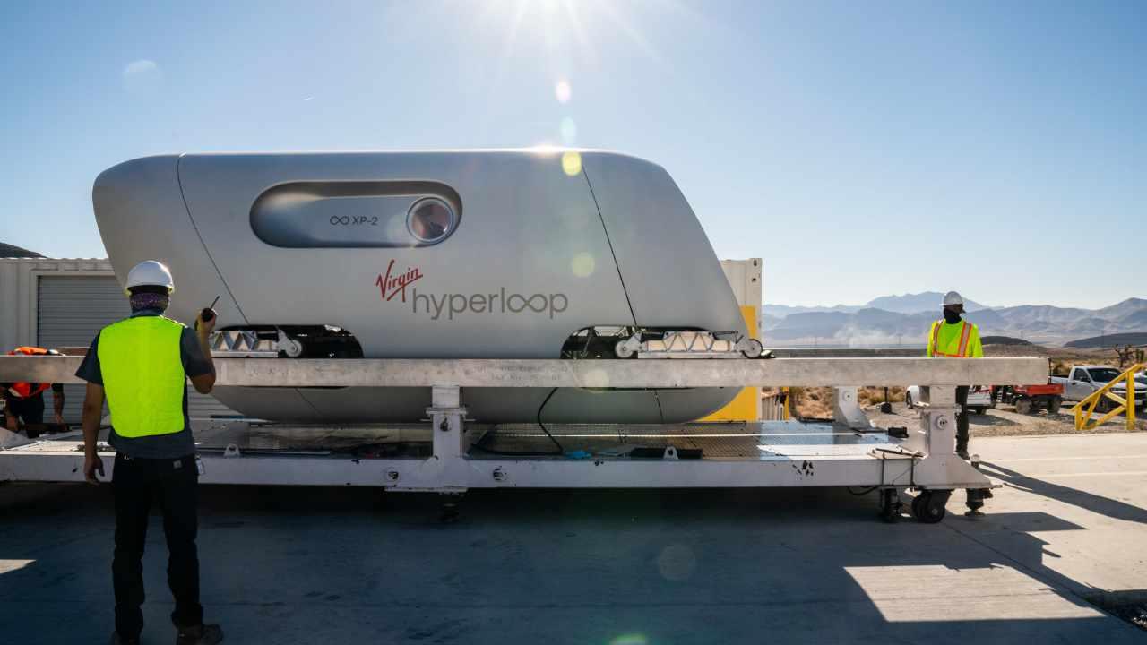 Hyperloop X2