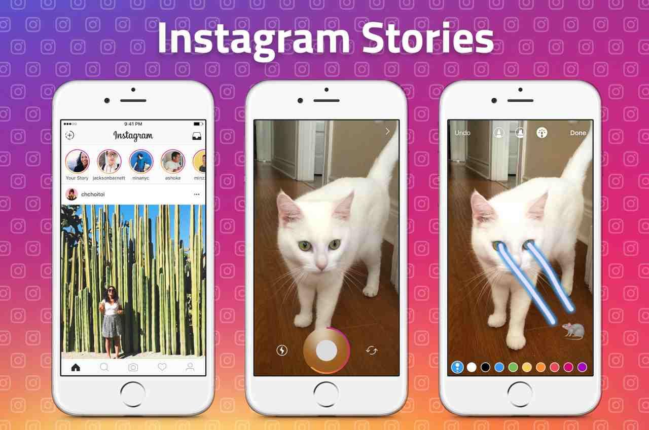 Instagram, Storie modificate? (Foto Techcrunch)