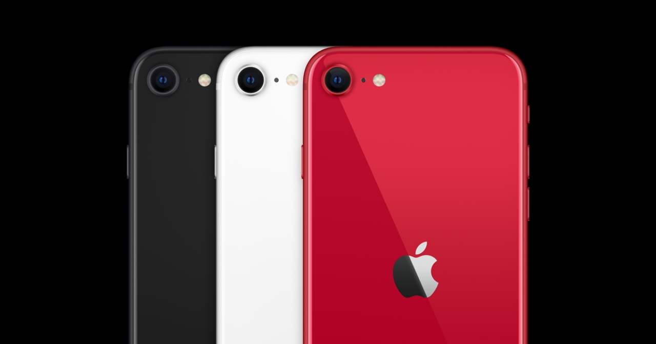 iPhone SE (Foto Apple)
