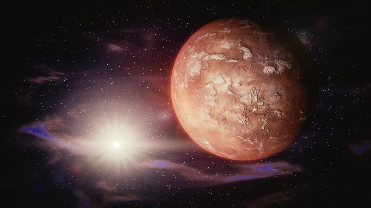 mars 2020 perseverance Marte