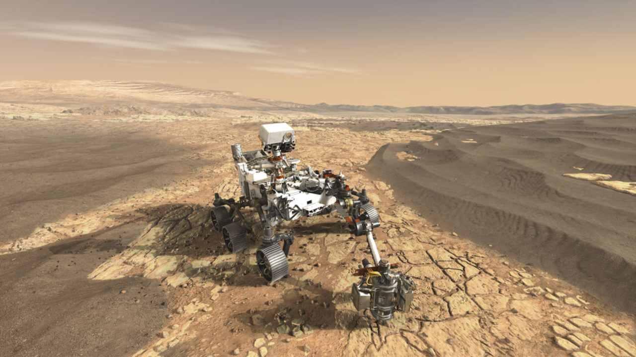Marte, atterrato Perseverance: il rover della Nasa cercherà tracce di vita
