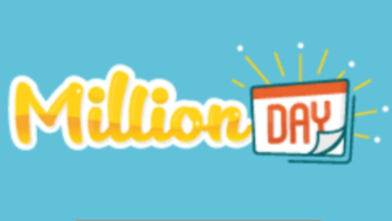 Million Day, estrazione