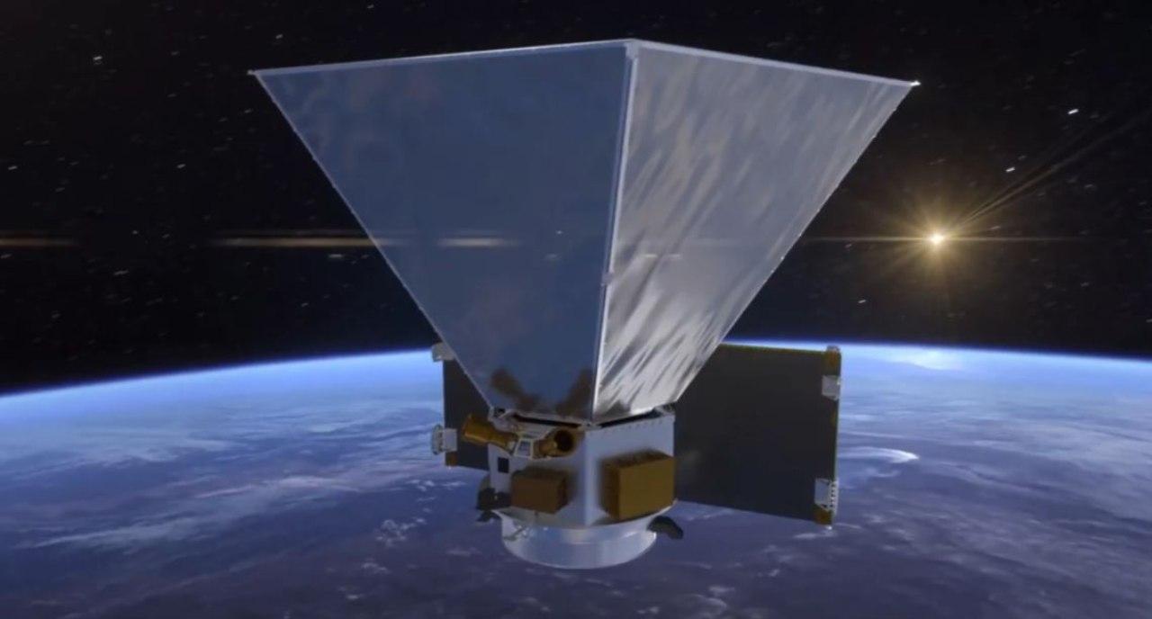 Nasa, missione Spherex (Foto ufficiale Nasa)