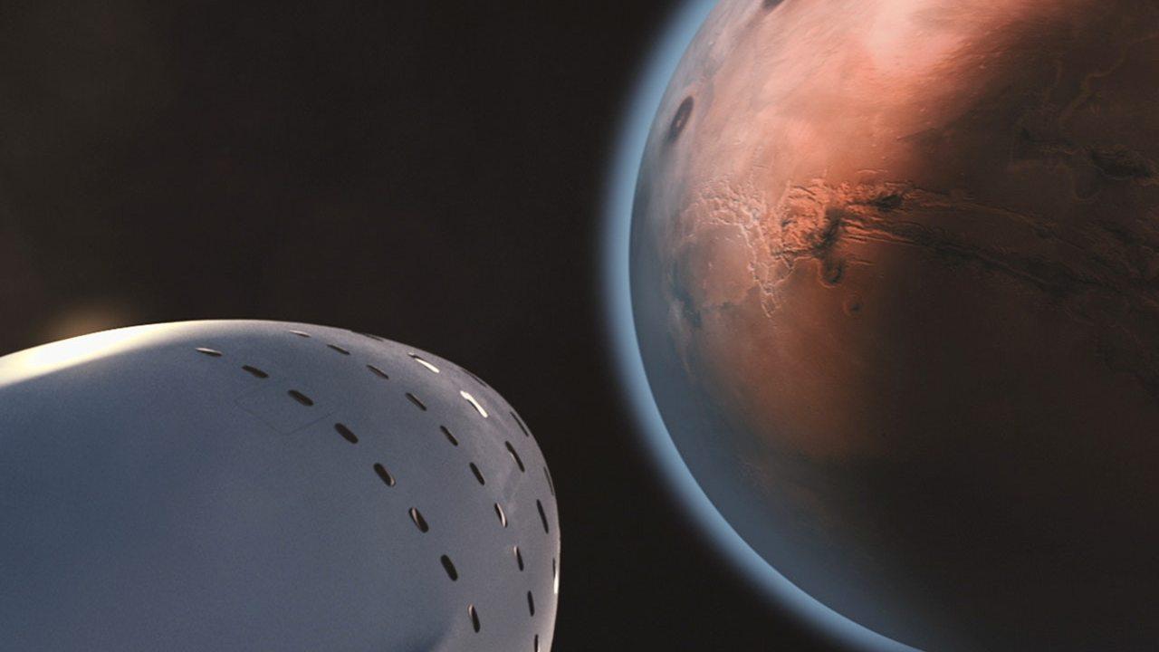 Shuttle Marte