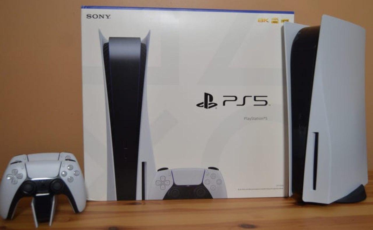 Ps5 in vendita su Ebay