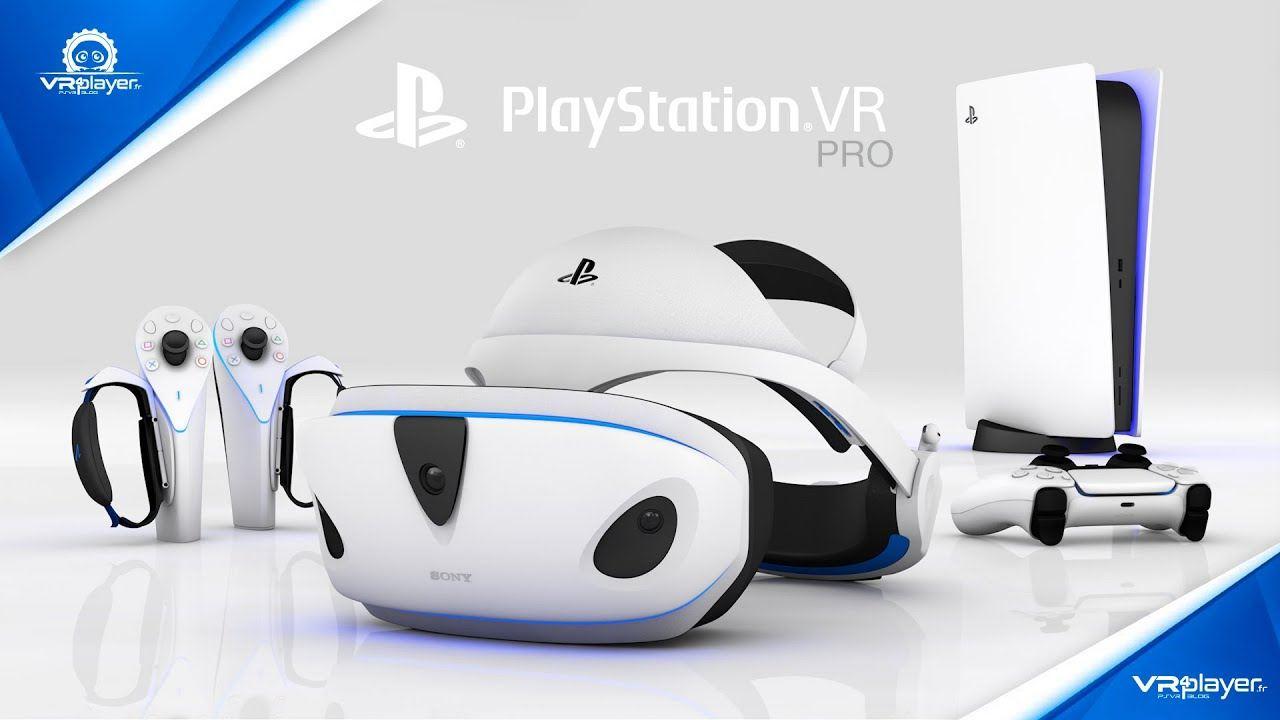 PS5, visore VR nel 2022? (Foto ufficiale)
