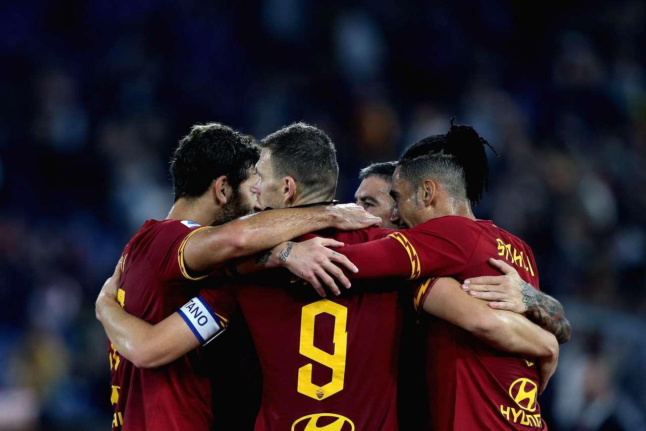 Roma-Milan (Foto Sportmediaset)