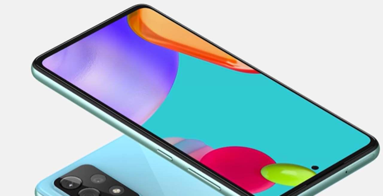 Samsung Galaxy A52, specifiche