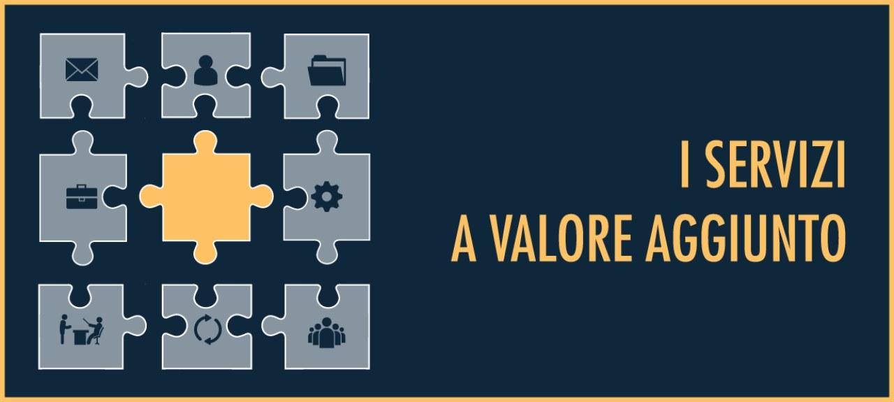 Servizi a valore aggiunto (Foto Ormus)