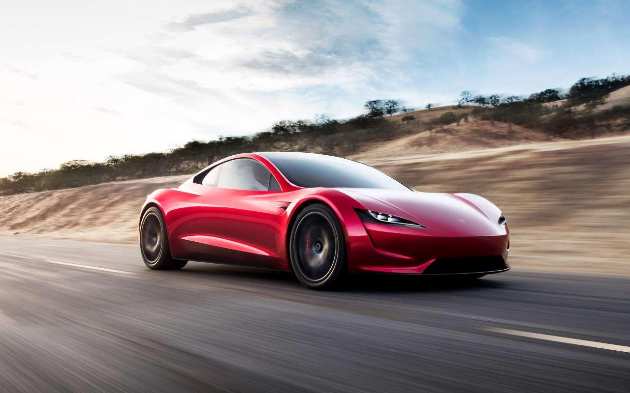 Tesla apribile con l'iPhone? (Foto Tesla.com)