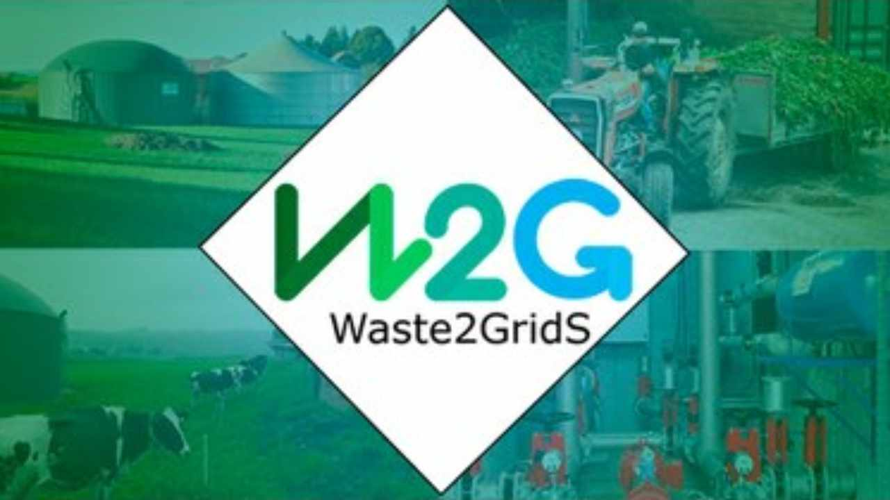 Progetto europeo Waste2GridS - W2G