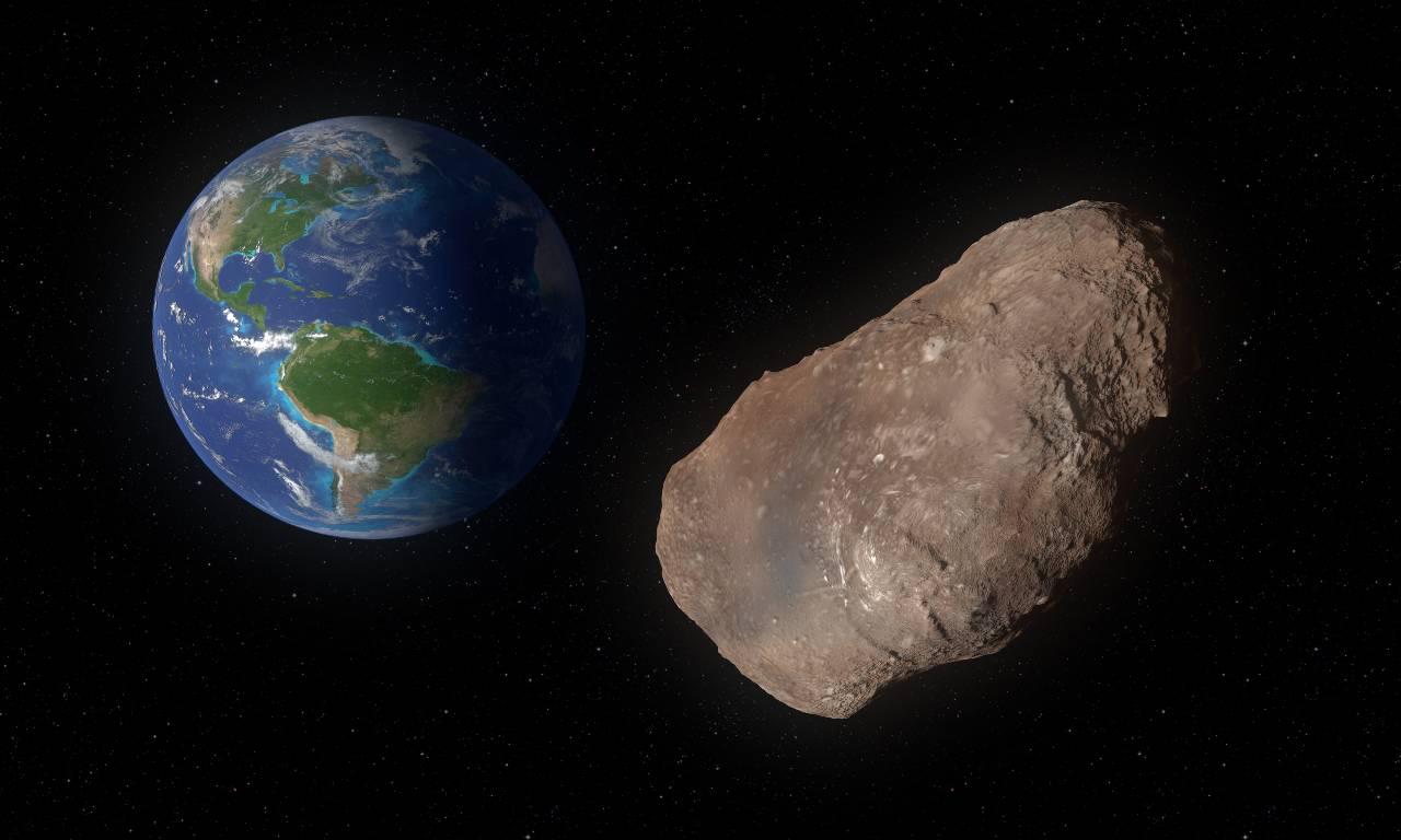 L'asteroide Apophis (Adobe Stock)