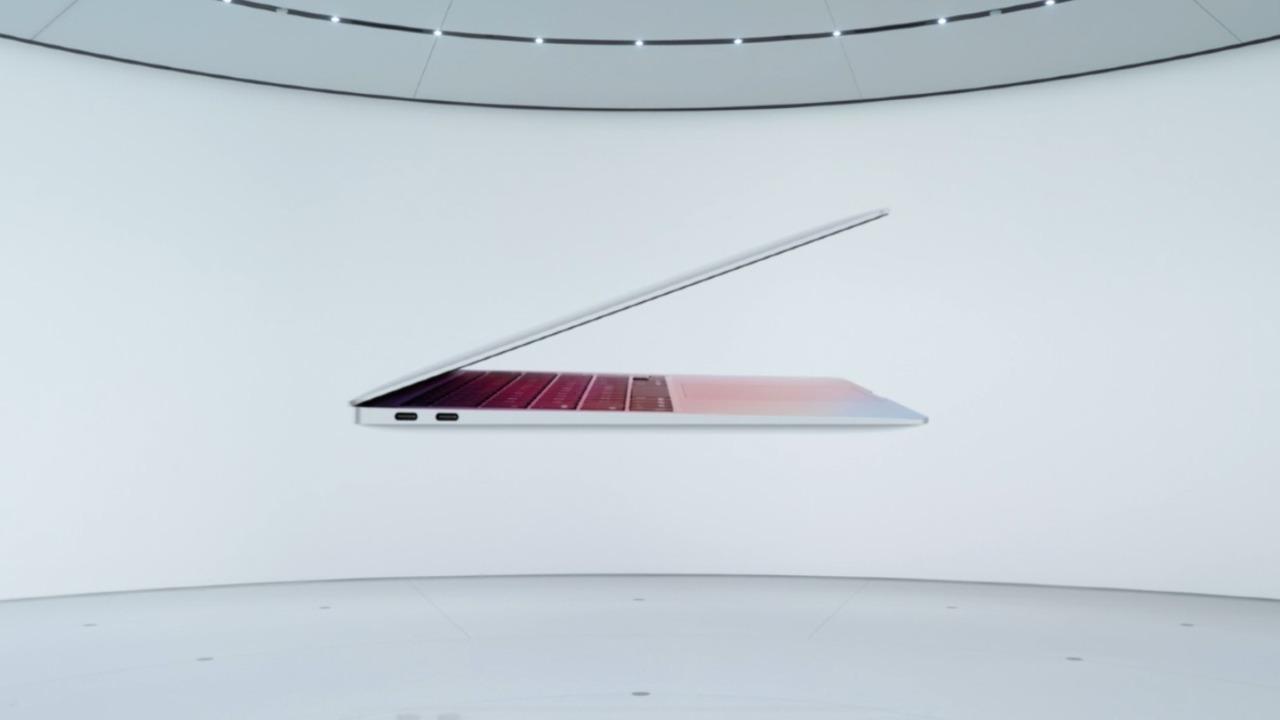 Evento presentazione MacBook Air M1