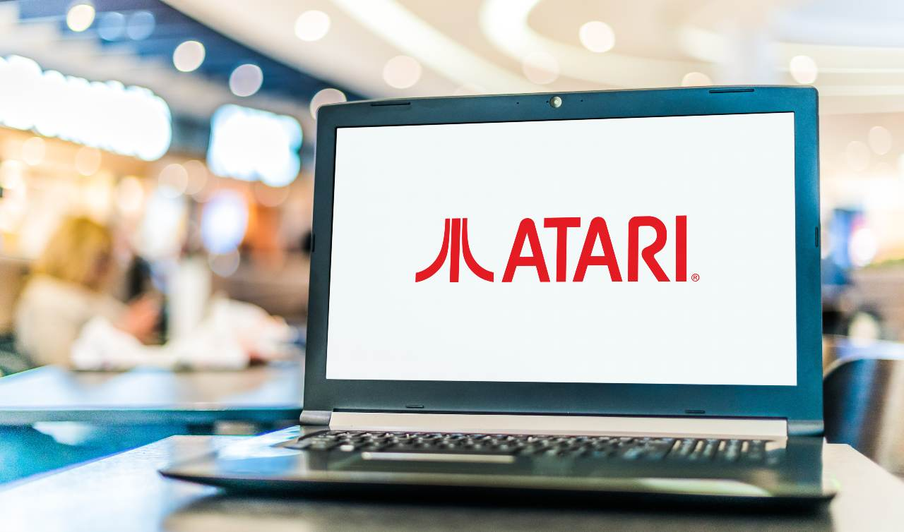 Atari, il logo (Adobe Stock)