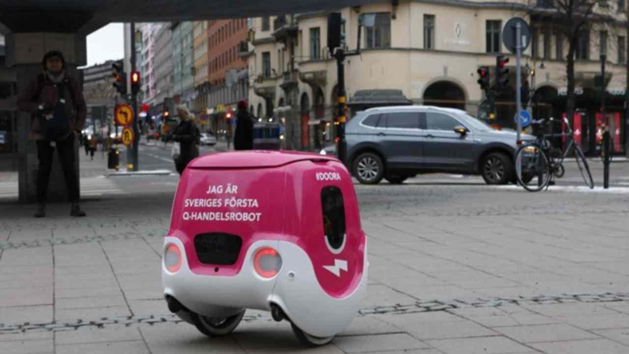 Robot Doora
