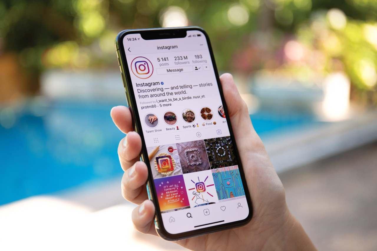 Instagram (Adobe Stock)