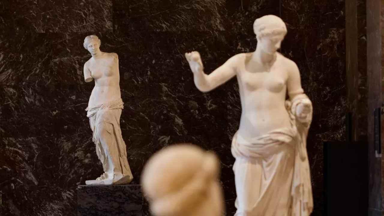 Sculture greche