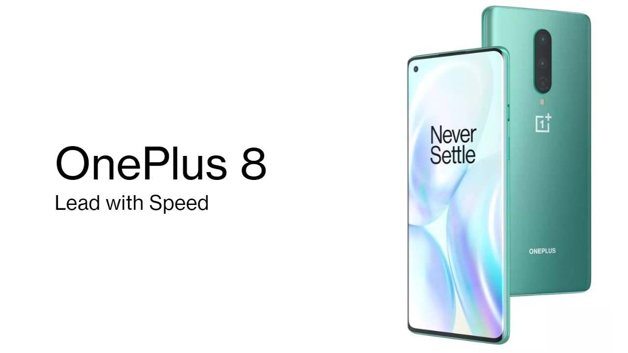 Modello OnePlus 8