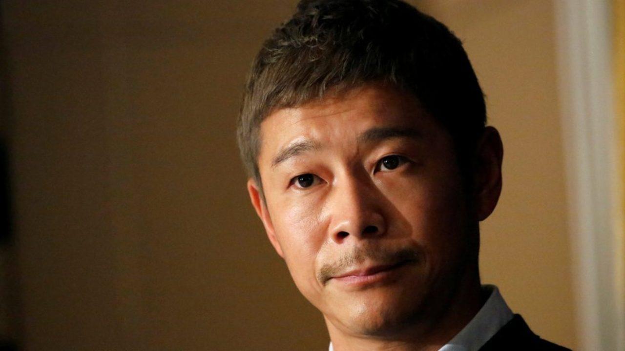 Yusaku Maezawa (Foto Bbc)