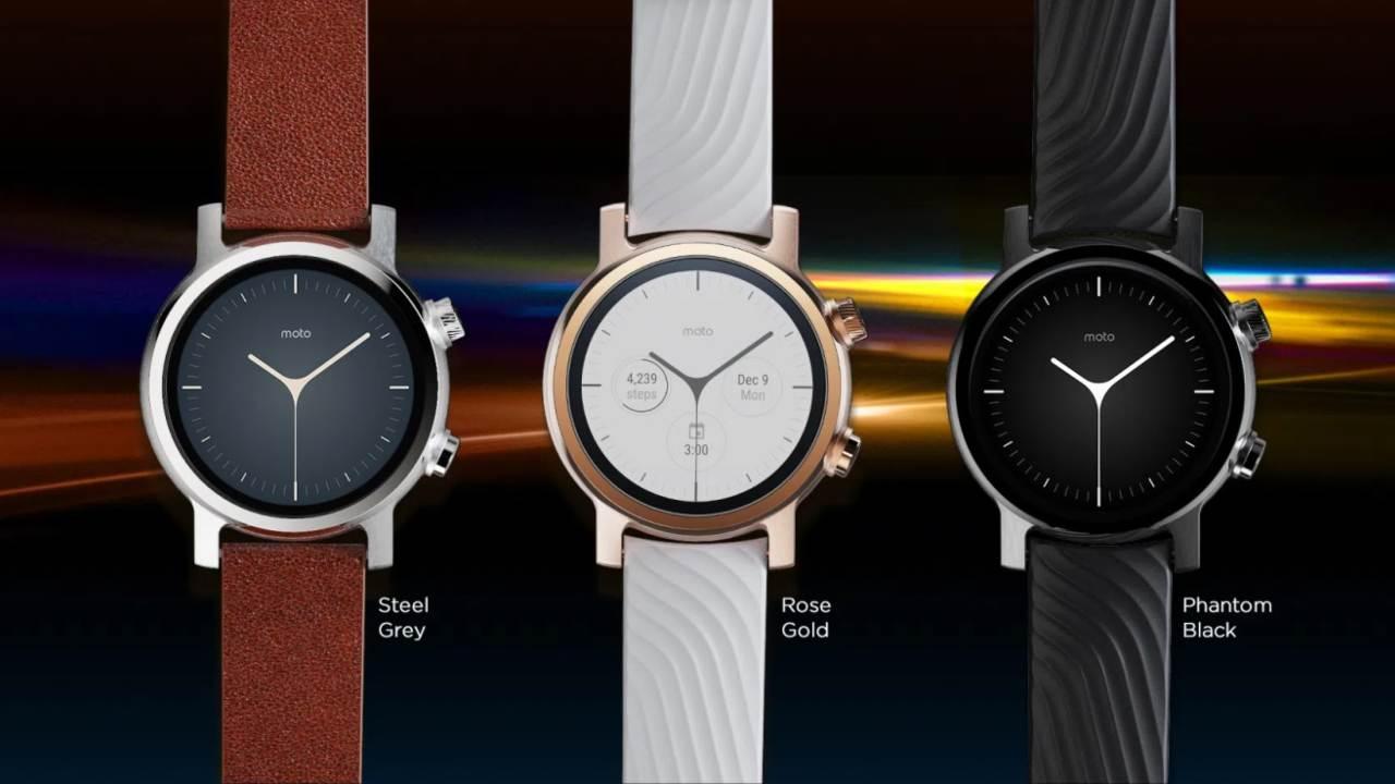 Motorola Watch