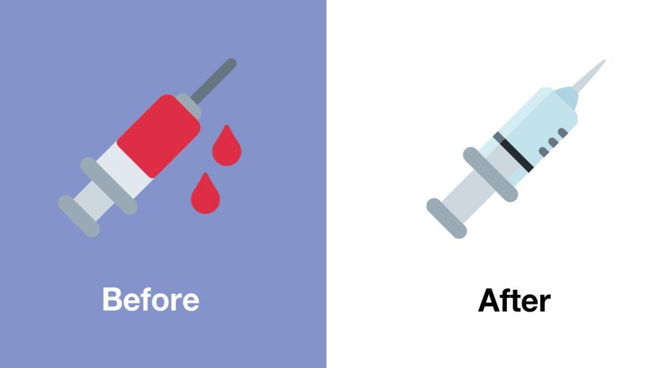 Siringa vaccino
