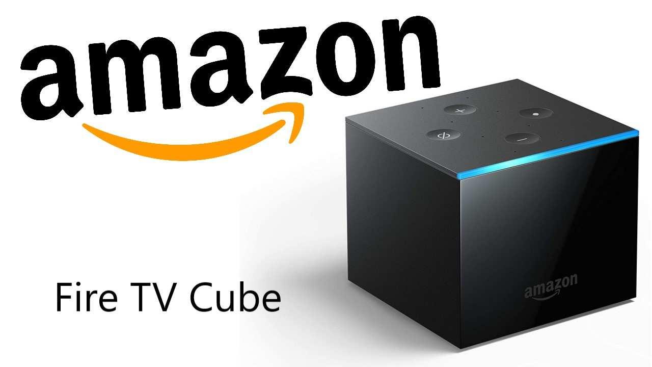 Sconto Amazon su Fire TV Cube