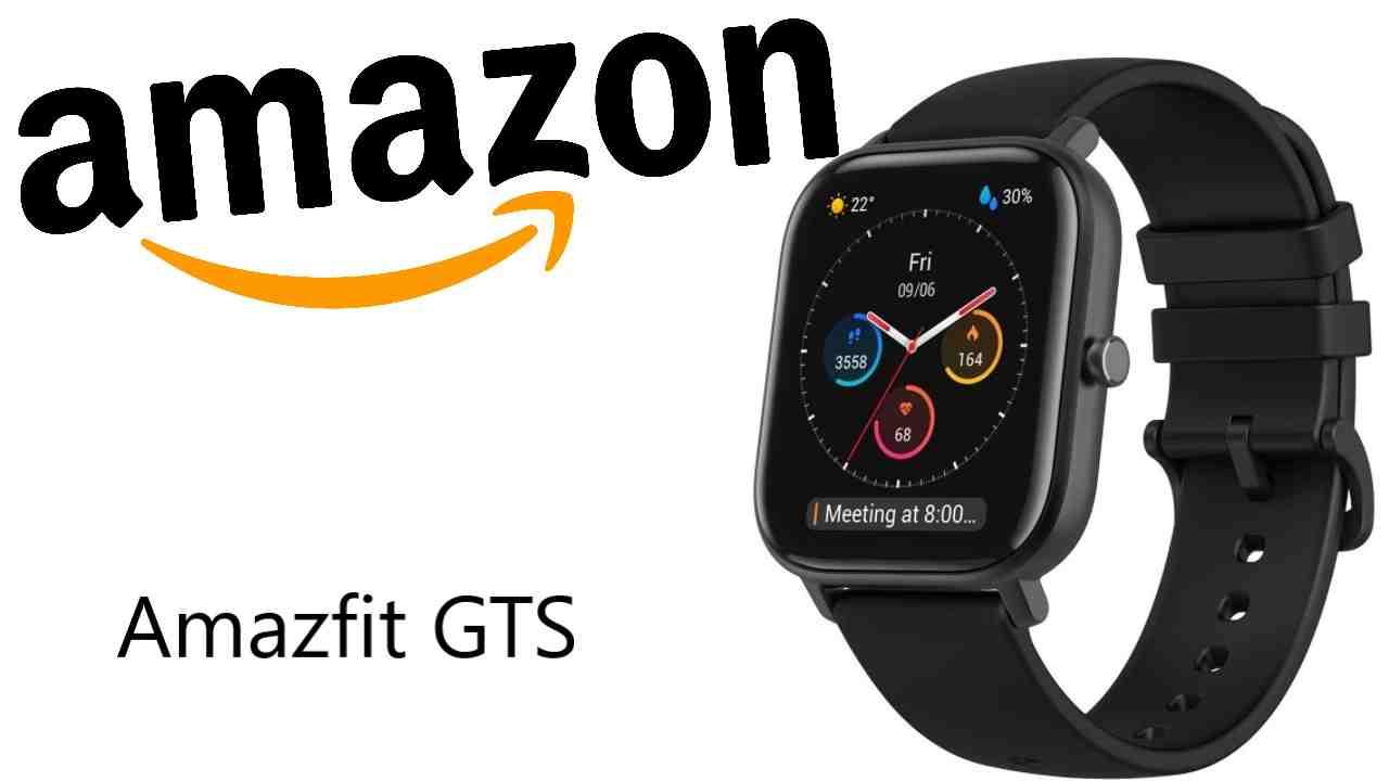 Sconto Amazon su GTS