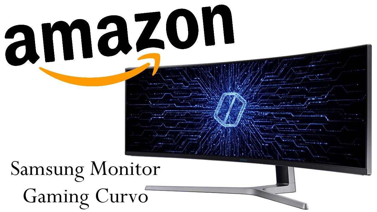Promozione Amazon Monitor Samsung