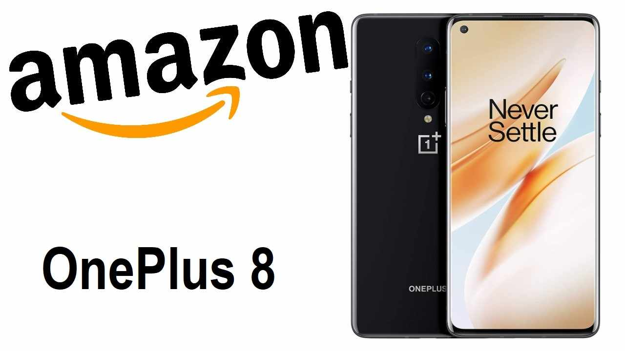 Sconto Amazon OnePlus