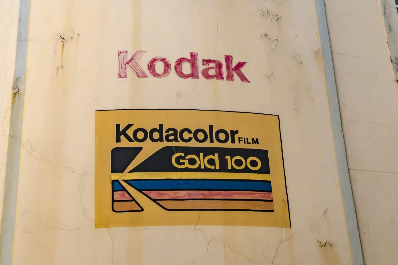 Pellicola Kodak Gold 100 (Adobe Stock)