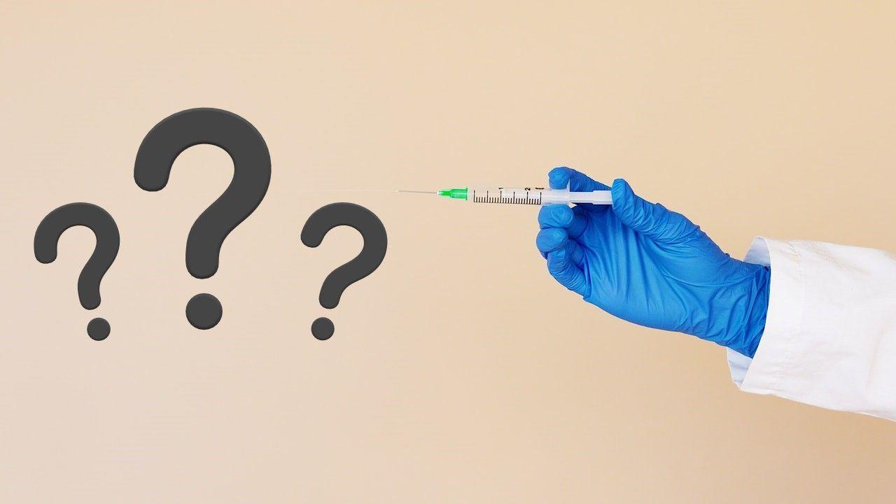 Stima velocità vaccino