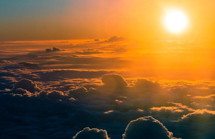 Sole riscaldamento Globale Le nuvole