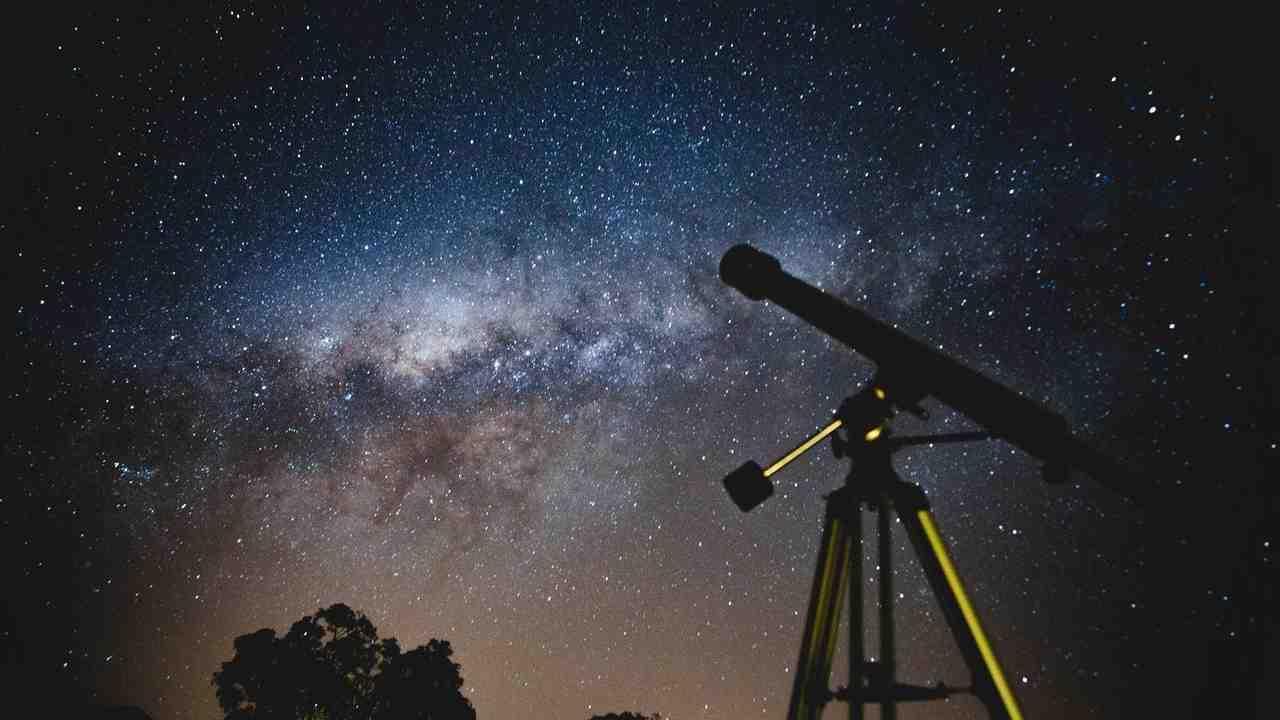 Osservare le stelle